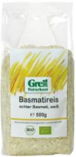 Basmatireis weiß (geschält), 500 g