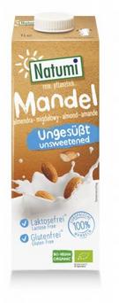 Mandeldrink natur, glutenfrei 1l