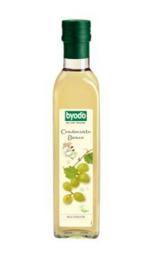 Byodo Condimento Bianco, 5,5% Säure, 0,5 l