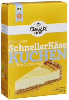 Backmischung Käsekuchen
