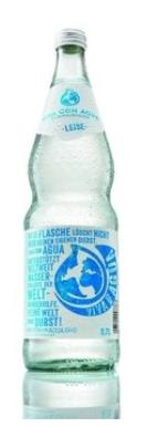 Viva con Agua leise, Mineralwasser, 12 x 0,7 l