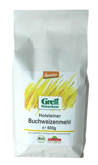 Holsteiner Buchweizenmehl, 500g