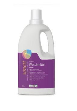 Sonett Waschmittel Lavendel 30 –95°C, 2 l