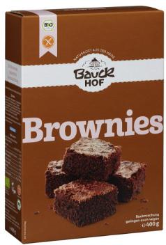 Backmischung Brownies