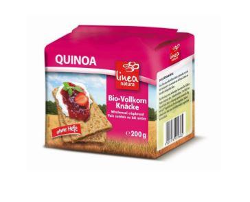 Linea natura Quinoa Vollkorn Knäcke, 200 g